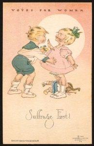 Suffrage First