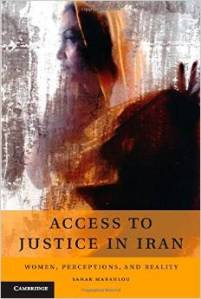 Access to Justice in Iran Book Cover